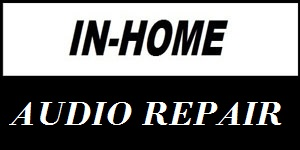 In Home Audio Repair denver